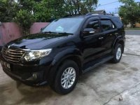 Toyota Fortuner G  MANUAL 2012/2011