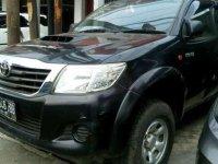 Toyota Hilux E MT Tahun 2013 Manual