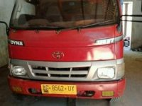Toyota Dyna Pickup Truck MT Tahun 2009 Manual