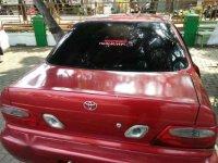 Toyota Soluna GLI Manual 2002 Merah mulus terawat