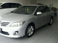 Toyota Altis G Automatic th 2012