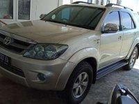 Dijual Toyota Fortuner G 2007