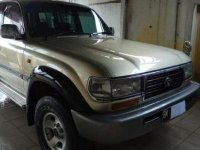 Toyota Land Cruiser MT Tahun 1996 Manual