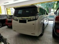 Toyota Vellfire G AT Tahun 2016 Automatic