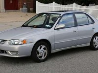 Toyota All New Corolla 2001
