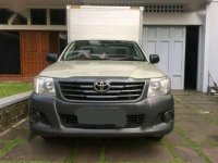 Toyota Hilux Pickup MT Tahun 2014 Manual