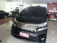 Toyota Vellfire Z AT Tahun 2010 Automatic