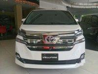 Jual Toyota Vellfire G 2017