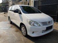 2012 Toyota Kijang Innova J