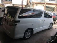 Toyota Vellfire 2.4 Full Spec Th 2014