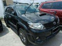 Jual Toyota Fortuner TRD G Luxury 2014