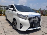 Toyota Alphard G 2016 MPV