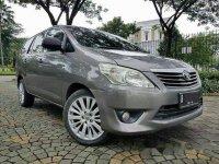2013 Toyota Kijang Innova 2.0J