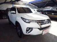 Toyota Fortuner VRZ 2.4 Automatic D 2016