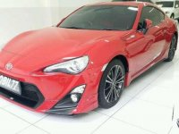 Toyota 86 TRD AT Tahun 2013 Automatic