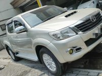Jual cepat Toyota Hilux G 2013 pickup truck