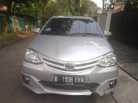 Jual cepat 2013 Toyota Etios G mt