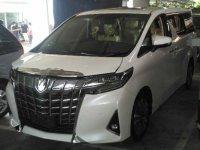 Jual Toyota Alphard G 2018