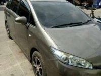 Jual Toyota Wish 2012