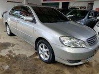 Dijual Toyota Altis  2001