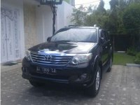 Toyota Fortuner TRD G Luxury 2012 SUV Automatic