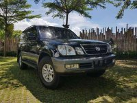 Toyota Land Cruiser 4x4 Cygnus 2001