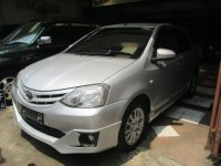 Toyota Etios 1.2 G 2013
