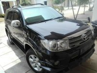 Toyota Fortuner TRD G Luxury 2011 SUV Automatic