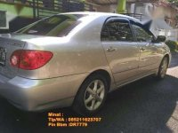 Toyota Corolla Altis 2001