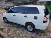 Toyota Kijang Innova Diesel Manual G 2014