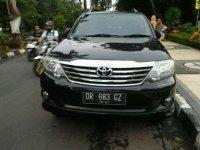 Toyota Fortuner G 2012 Mulus