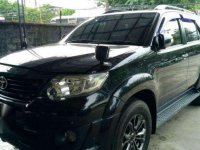 Toyota Fortuner G 2013 AT