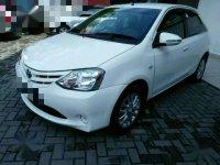 Toyota Etios Valco 1.3 JX 2013