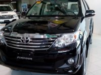 Toyota Fortuner G Luxury 2014 SUV Automatic
