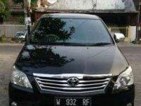 Toyota Kijang Automatic Tahun 2013 Type FD