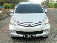 Toyota Avanza E 2013 MPV MT
