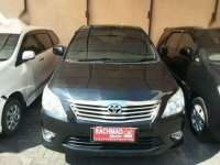 Toyota Kijang 2013 Hitam Manual
