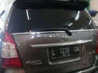 Toyota Kijang Automatic Tahun 2013