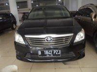 Toyota Kijang Innova 2.0 J 2013