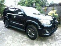 Jual Toyota Fortuner TRD G Luxury 2013