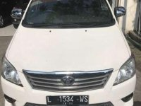 Toyota Kijang Manual 2012