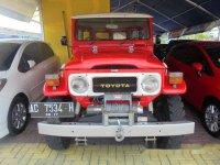 Toyota Land Cruiser Hardtop 1978