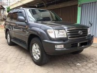 Toyota Land Cruiser VX Limited AT Tahun 2005 Automatic