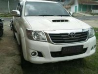 Toyota Hilux Pickup MT Tahun 2014 Manual