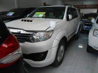 Toyota Fortuner G TRD Sportivo 2013