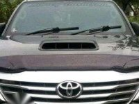 Toyota Fortuner G 2013 Matic