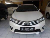 Toyota Corolla Altis 1.8 G 2014
