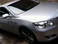 Toyota Camry V At 2007 Silver