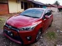 Toyota Yaris G MT Tahun 2014 Manual