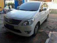 Toyota Innova G Diesel AT 2013 terima pajak baru